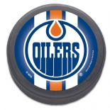 Edmonton Oilers, Colour Logo NHL Collectors Puck